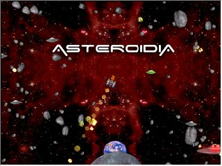 Click here to view more screenshots of Asteroidia