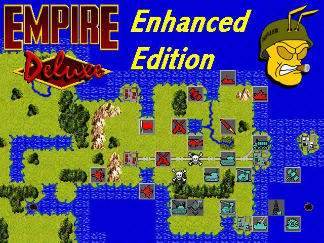 Click here to view more screenshots of Empire Deluxe Enhanced Edition