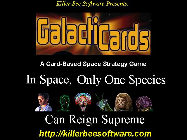 Click here to view more screenshots of Galacticards (Windows)