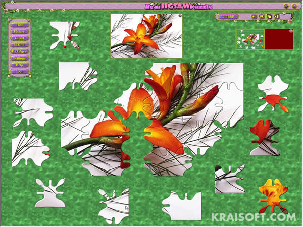 Click here to view more screenshots of Real Jigsaw Puzzle